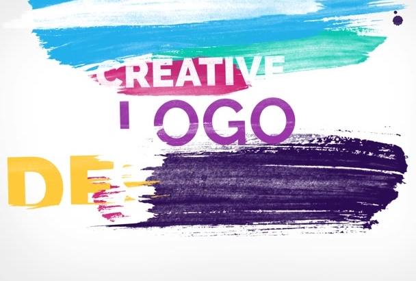 design a professional modern logo