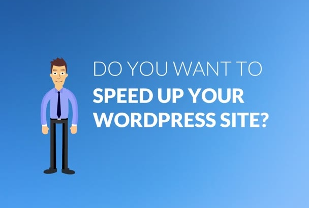 speed WordPress up ,increase performance