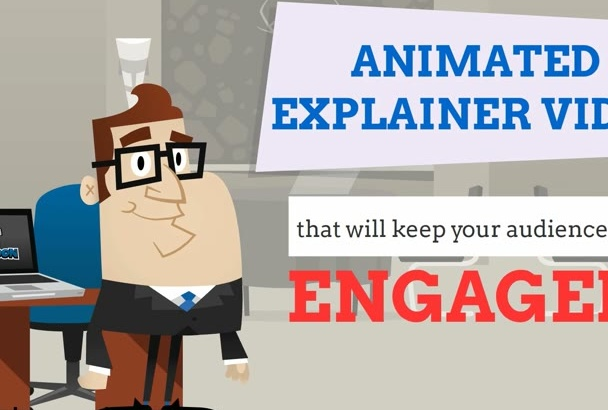 create a Customized Animated Explainer Video