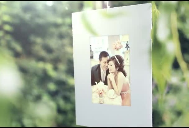 design Wedding and Anniversary Gift video in hd