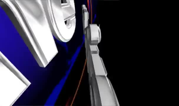 create this PROFESSIONAL 3D News Intro