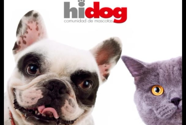 diseñar portadas para tus mascotas