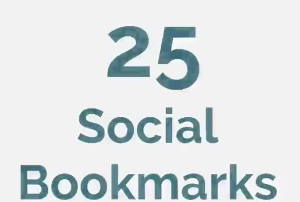 do social Bookmark for SEO