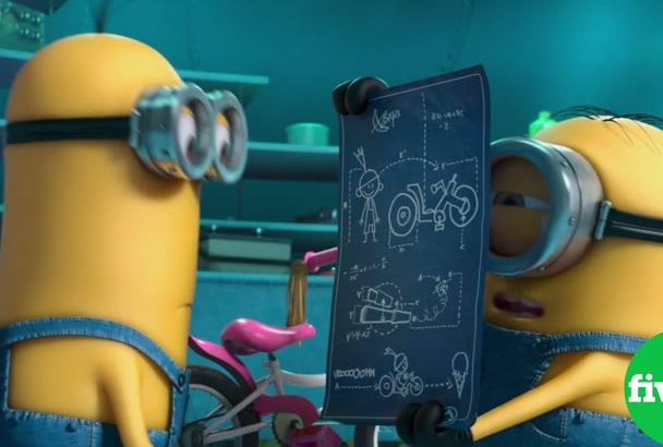 get Minions to Manufacture your Logo or Product