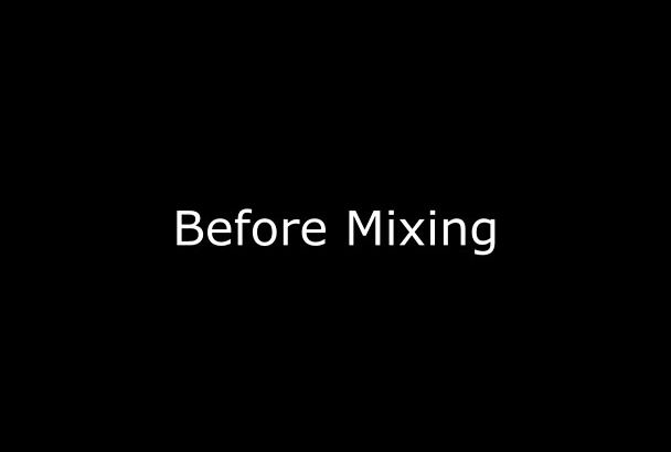 mix your song radio ready