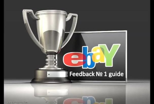teach you how to increase eBay feedback fast