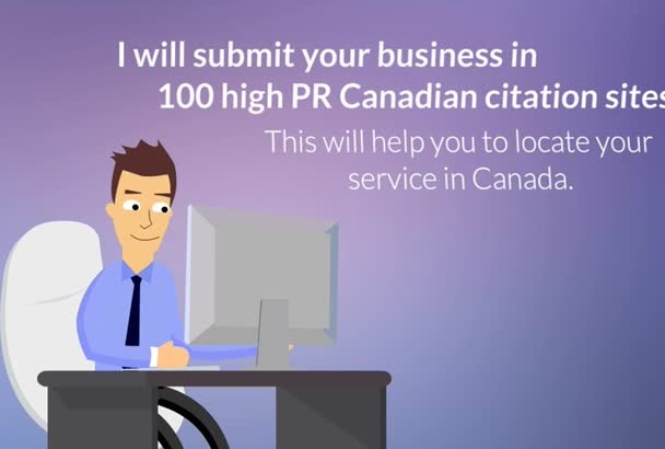 do 120 Canadian Local SEO Citations