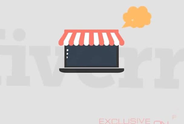 create Custom Animated EXPLAINER business Video