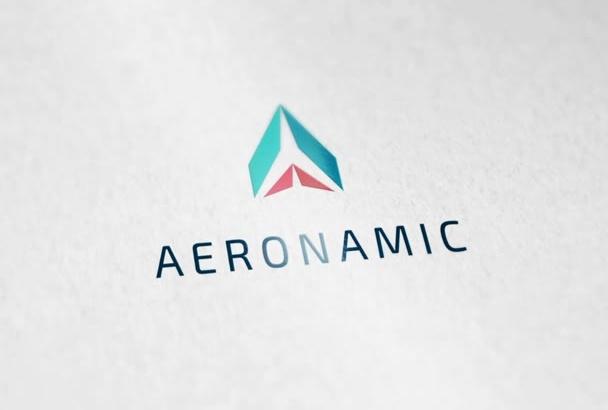 create your amazing company logo