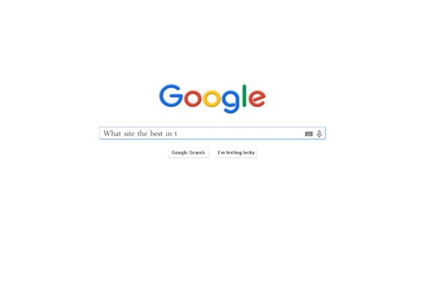 make Google Search Promo Intro