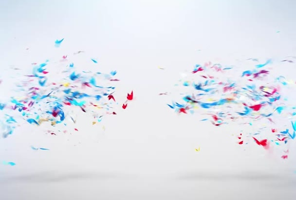 create awesome butterfly animation logo