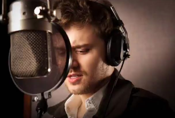 record a professional French voiceover