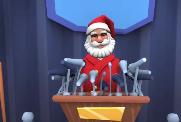 press release your Christmas offers or Promotions by Santa