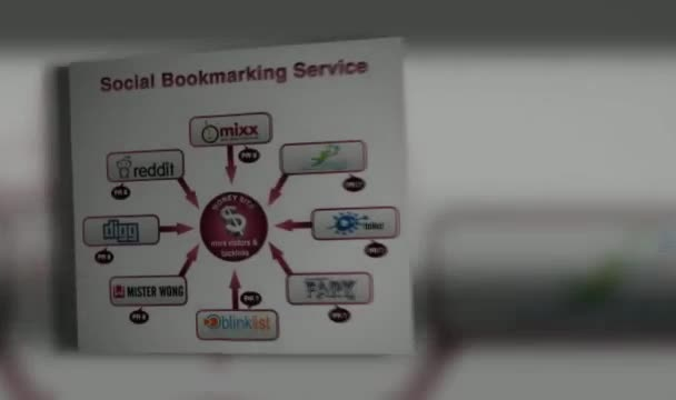 build 80 High Quality Social Bookmarking in High PR sites with live link report