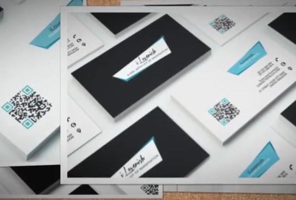 design Premium Business Card