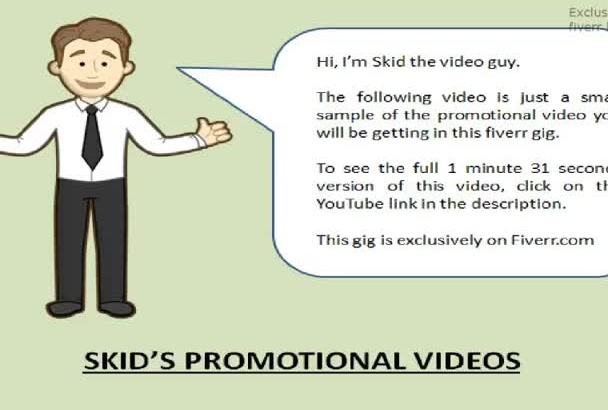 provide a branded lawyer promotional video