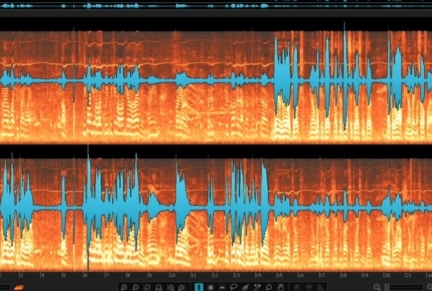 remove noise and hiss from your audio