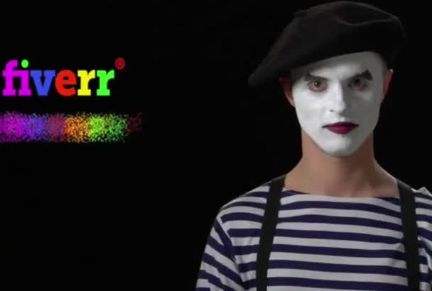 make This Mime Video Card