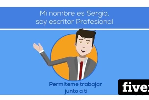 redactar artículos profesionales SEO