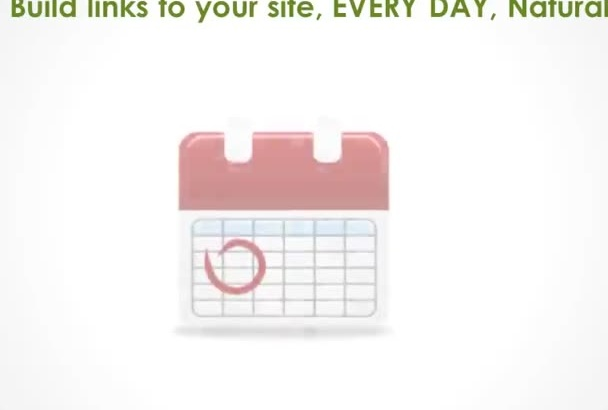 drip feed 100 backlinks everyday for 30 days