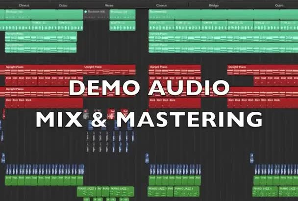 professionally mix and master your track