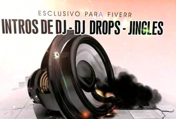grabar tu nombre de DJ o Intro en ESPAÑOL España