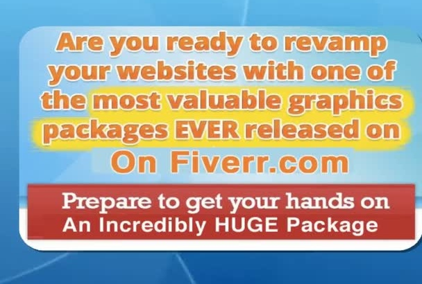 give you a humongous, web graphic collection over 3,000 graphics