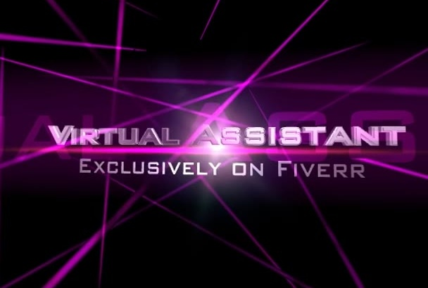 be your FANTASTIC virtual assistant