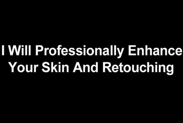 do AMAZING skin Retouch