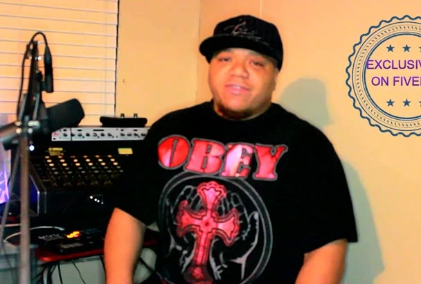 3 high quality DJ Drops an 1 Radio id