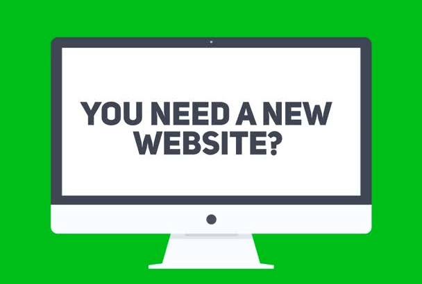 create a responsive website for your needs