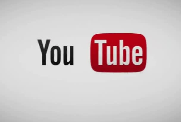 create this nice Youtube promotion Intro