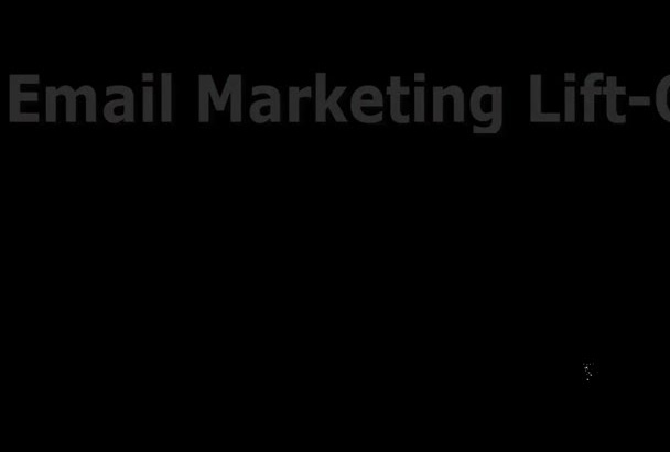 send you a video course on email marketing for your list
