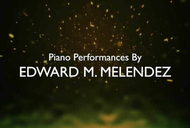 add a 30 second piano performance to your original music