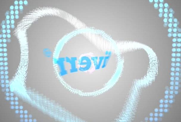 make 3 Amazing clean logo intros