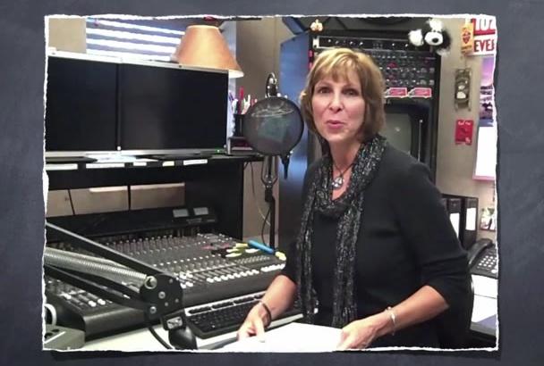 record 30 seconds of dry audio