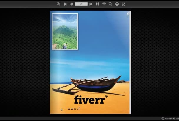 convert pdf word ppt file to Flipbook Presentation