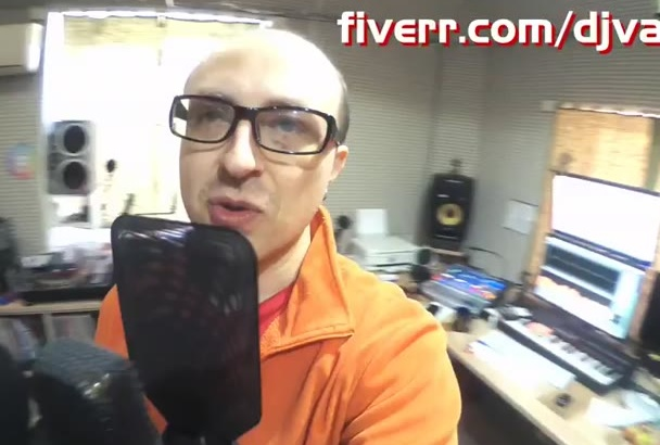 do quality VoiceOver, Narration in native Russian