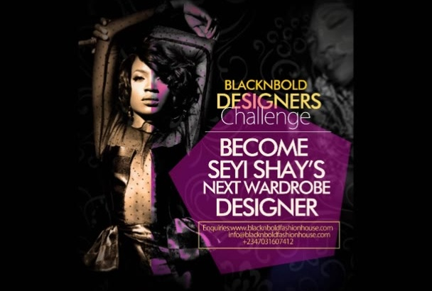 design an attractive flyer