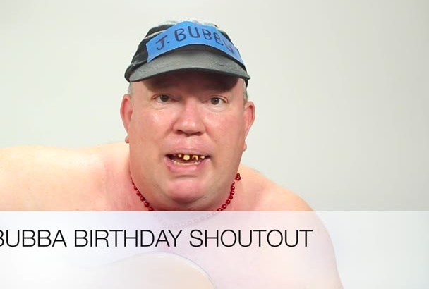 give A Redneck Happy Birthday Shout Out Or Song