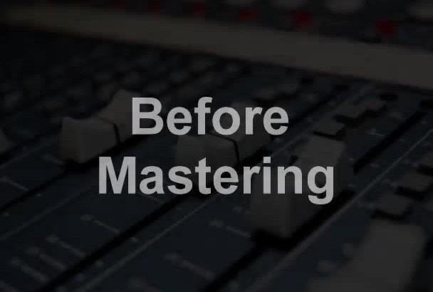 master your song PROFESSIONALLY