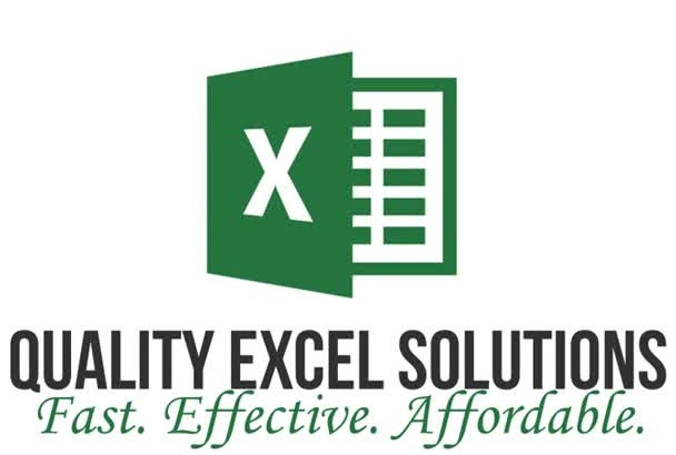 create Excel systems and programs for businesses
