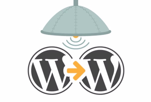 create or clone any WordPress site