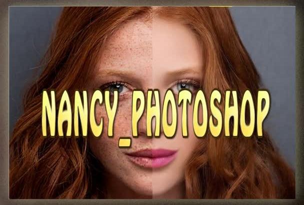 do any PHOTOSHOP work, Photo Edit