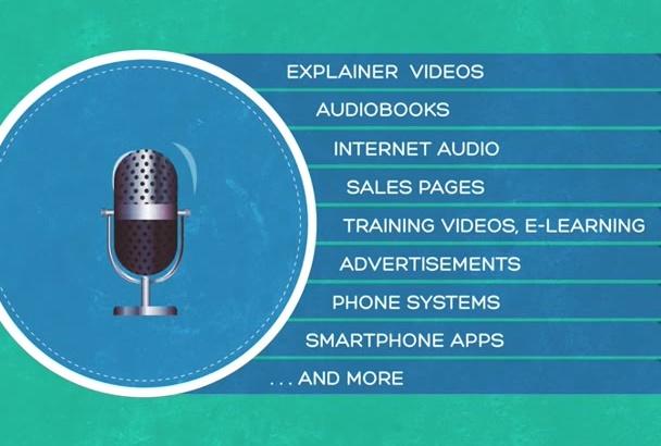 grabar tu Locución Voice Over Profesional Voz en Español