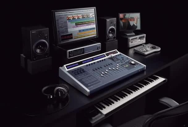add music to your commercial ,voiceover,video etc