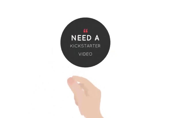 design kickstarter or crowd funding video