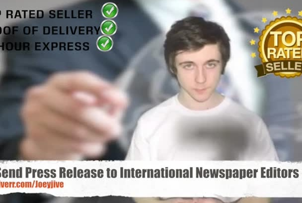 send Press Release up to 250 International Newspapers