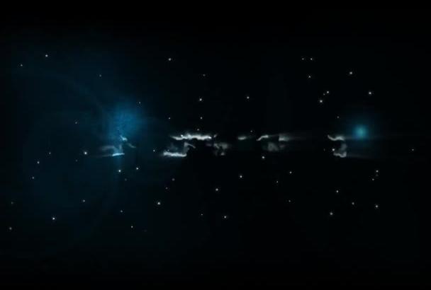 create a Prometheus Title Animation