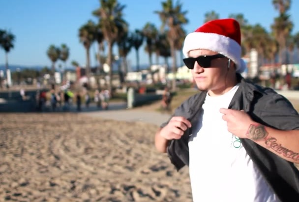 write and record your Christmas Song